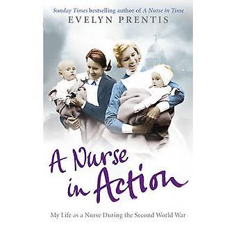 Een verpleegster in actie door Evelyn Prentis