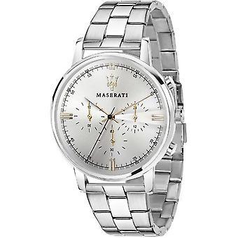 MASERATI - wrist watch - mens - MULTI function display ELEGANZA MASERATI - R8873630002
