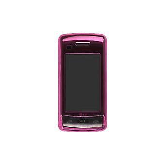 5 pack - Premium Snap-On avec étui pour LG enV Touch VX11000, VX11K - rose