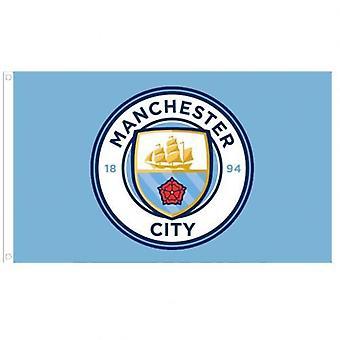 Drapeau de la ville de Manchester CC