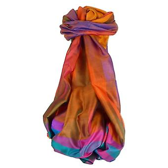 Varanasi Ekal Premium Silk Scarf Heritage långväga Gulati 4 av Pashmina & Silk