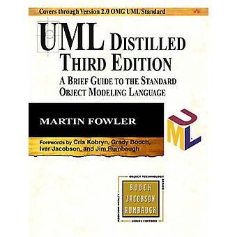 UML Distilled - A Brief Guide to the Standard Object Modeling Language