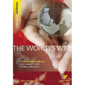 Världens fru - York Anteckningar Avancerad av Carol Ann Duffy - 9781405861
