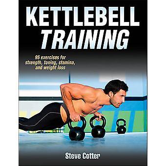 Kettlebellträning av Steve Cotter - 9781450430111 bok