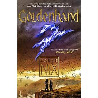 Goldenhand - The latest thrilling adventure in the internationally bes