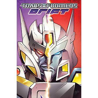 Transformers - Drift door Alex Milne - Shane McCarthy - 9781600108556 Bo