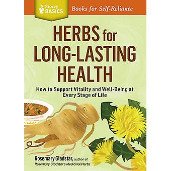 Herbs for Common Ailments by Rosemary Gladstar - 9781612124315 Book