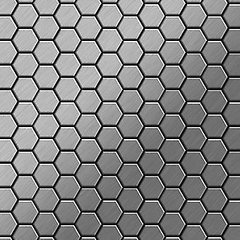 Metal mosaik rustfri LEGERING honning-S-S-MB