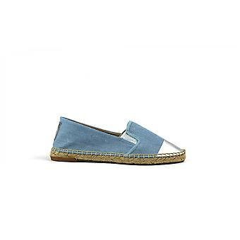 Replay women's slippers blue