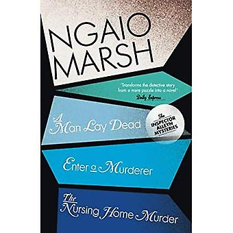 A Man Lay Dead: WITH Enter a Murder (The Ngaio Marsh Collection)