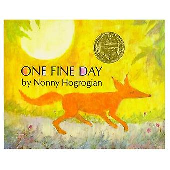 One Fine Day. [Illustrated]