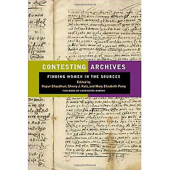 Contesting Archives: Finding Women in the Sources