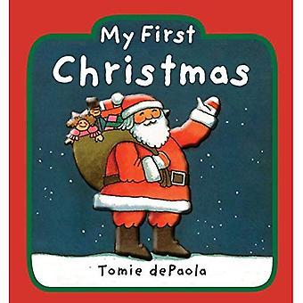 Mijn eerste kerst