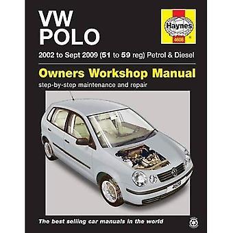 VW Polo Petrol and Diesel Owner's Workshop Manual (Haynes Service and Repair Manuals)
