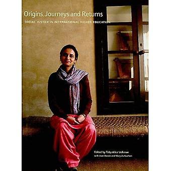 Oorsprong, reizen en retour: sociale rechtvaardigheid in internationaal onderwijs