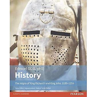 Edexcel GCSE (9-1) History the Reigns of King Richard I and King John, 1189-1216 Student Book (EDEXCEL GCSE HISTORY (9-1))