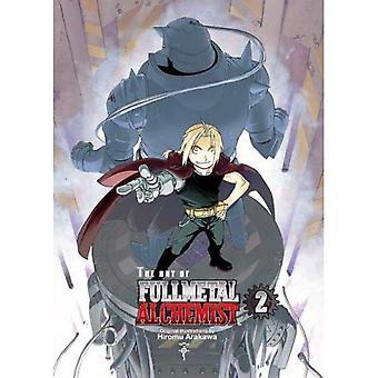The Art of Fullmetal Alchemist 2 (Fullmetal Alchemist)
