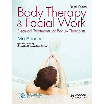 Terapii i pracy twarzy ciała: elektryczne zabiegi dla kosmetyczki