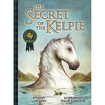 Le Secret de la Kelpie - photo Kelpies: contes écossais traditionnels