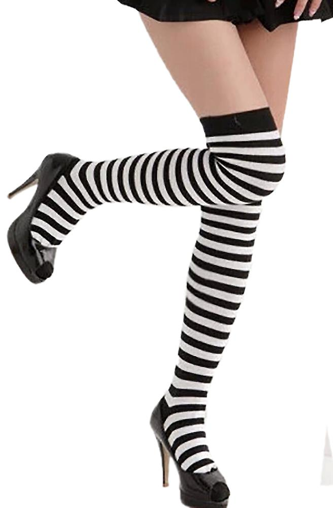 Waooh - long striped socks Essa