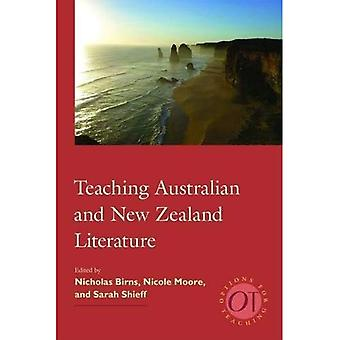 Teaching Australian and New� Zealand Literature (Options� for Teaching)