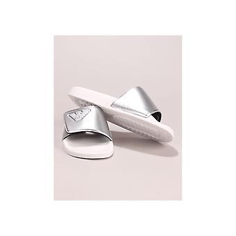 Emporio Armani Flip Flop Velcro Strap