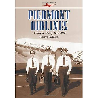 Piedmont Airlines: A Complete History, 1948-1989