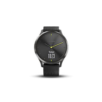 Garmin Vívomove Heart Rate Mens Hybrid SmartWatch 010-01850-01 43mm