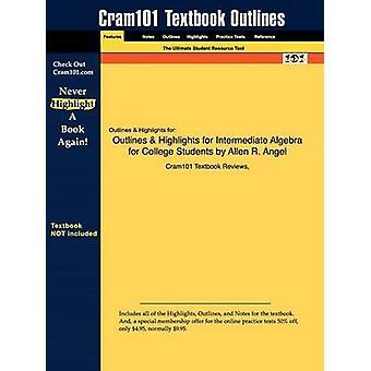 StudyGuide für Intermediate Algebra für College-Studenten durch Engel Allen R. ISBN 9780132383578 durch Cram101 Lehrbuch Bewertungen