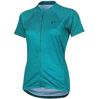Pearl Izumi Breeze-Teal Kimono Select LTD Womens Short Sleeved Cycling Jersey