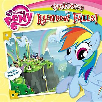 My Little Pony - Welcome to Rainbow Falls! by Olivia London - 97803162