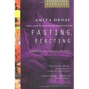Fasting - Feasting by Anita Desai - 9780618065820 Book