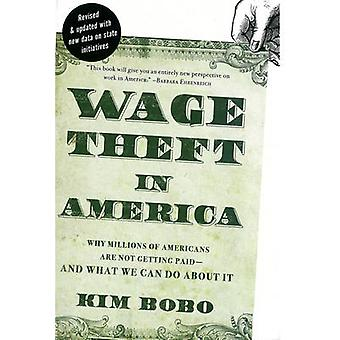 Wage Theft America - Why Millions of Working Americans are Not Getting
