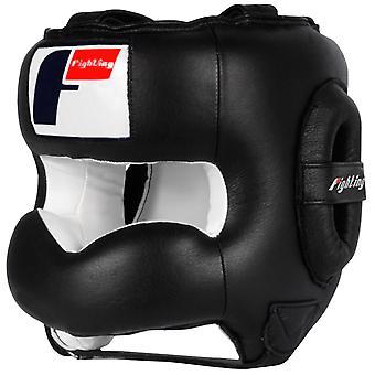 Fighting Sports No Contact Boxing Headgear - Black