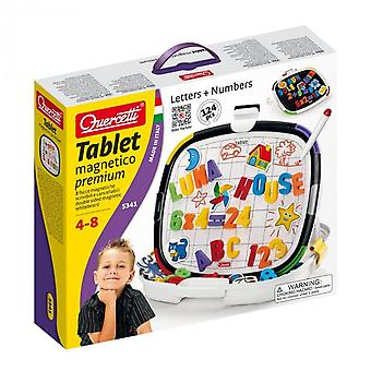 Quercetti Tablet Magnetico Premium Ages 4-8 Years