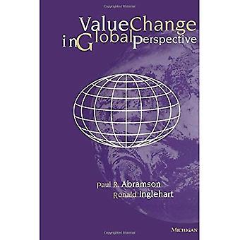 Waarde verandering in globaal perspectief
