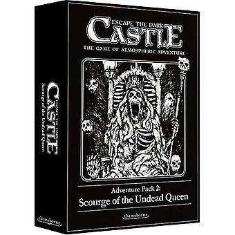 Adventure Pack 2 Scourge of the Undead Queen Escape the Dark Castle Expansion