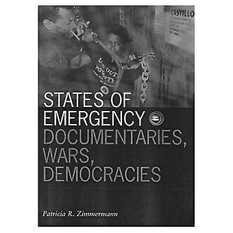 Les États d'urgence: documentaires, guerres, démocratie