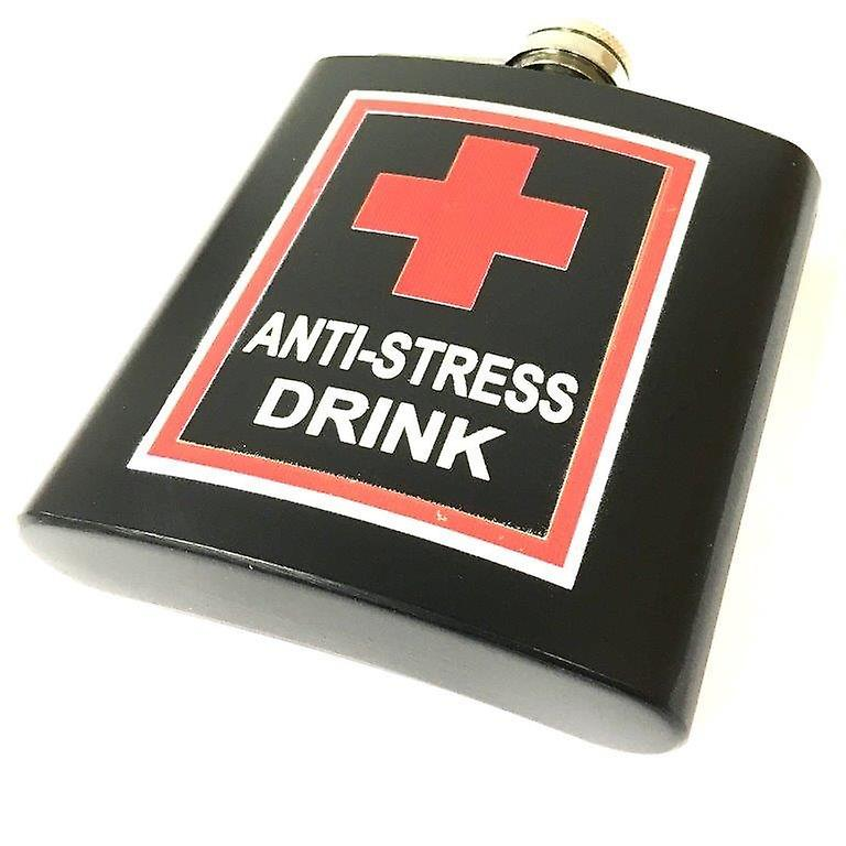 Anti-Stress drink - Hip-flask - fickplunta - 180 ml / 6 oz