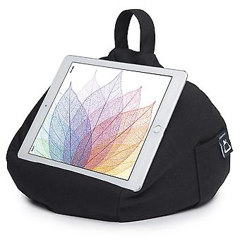 Ipad, tablet & ereader bean bag stand by ibeani - black