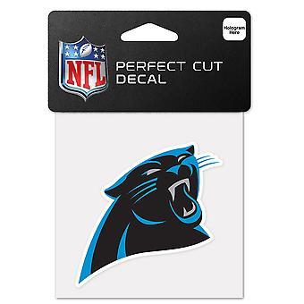 Wincraft decal 10x10cm - NFL Carolina Panthers