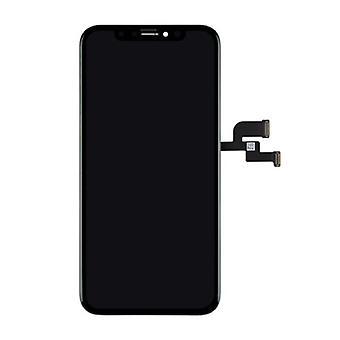 Stuff Certified ® iPhone XS Screen (Écran tactile et Pièces OLED) A - Qualité - Noir