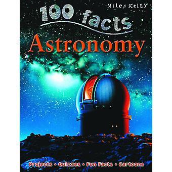 100 feiten astronomie door Sue Becklake