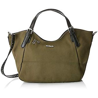 Desigual Bols_carnaby Rotterdam - Green Donna Shoulder Bags (Kaki) 15x30x31 cm (B x H T)