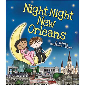 Night-Night New Orleans by Katherine Sully - 9781492655077 Book