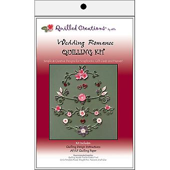 Quilling Kits mariage Romance Q40wr