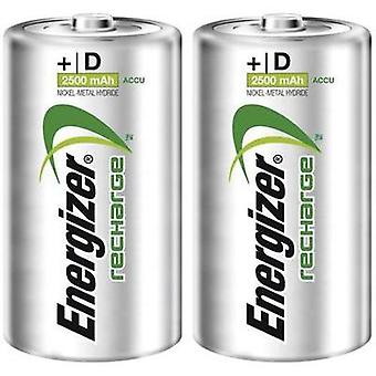 D battery (rechargeable) NiMH Energizer Power Plus HR20