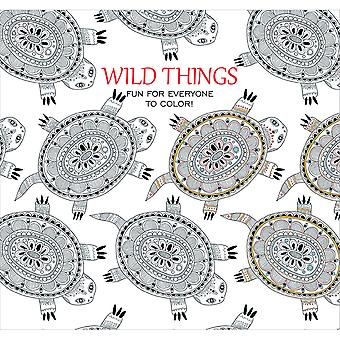 Leisure Arts-Wild  Things LA-55101