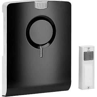 Wireless door chime Complete set recordable Grothe 43501