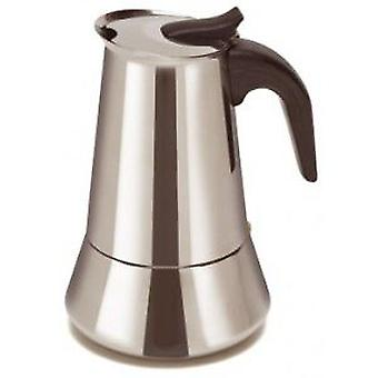 Comgas Stainless steel coffee cups 6 (Vitro and induction).